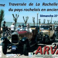 4ème Traversée de La Rochelle et du pays rochelais en anciennes - LA ROCHELLE